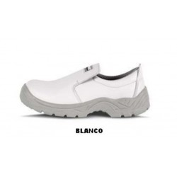 Zapato de microfibra sin cordones