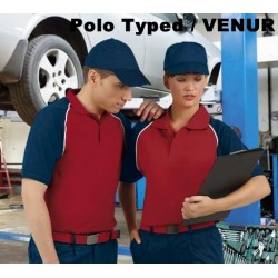 POLO TYPED / VENUR