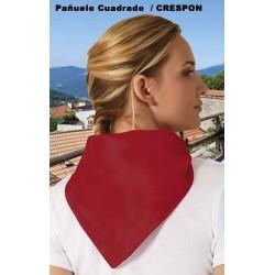 PAÑUELO CUADRADO / CRESPON