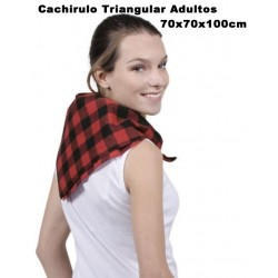 CACHIRULO TRIANGULAR / ADULTOS