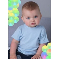 CAMISETA-MC BEBES / BABY 6564