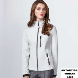 CHAQUETA SOFTSHEL MUJER /ANTARTIDA WOMAN-6433