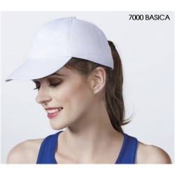 GORRA BASICA ADULTO / 7000 BASICA