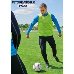 PETO ENTRENAMIENTO REVERSIBLE / PA042